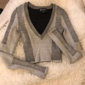 Nasty Gal V-Neck Sweater